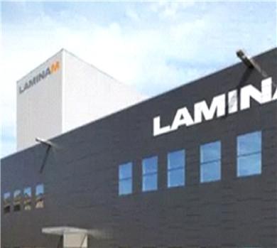 Italy LAMINAM,全球首创超大薄板瓷砖